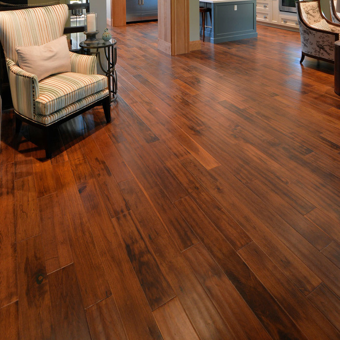 Unfinished Hardwood Flooring Nashville: Wood & Laminate